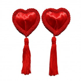 Nippies en Coeur Rouges