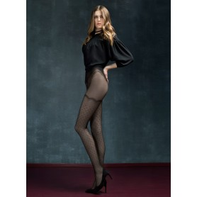 Collants Plumetis Mystery FIORE
