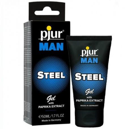Gel Stimulant Pjur Man Steel