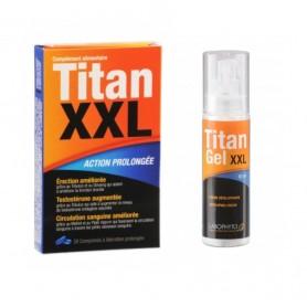 Pack Stimulant Titan XXL