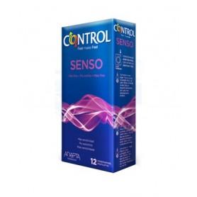Préservatifs Control Senso x12
