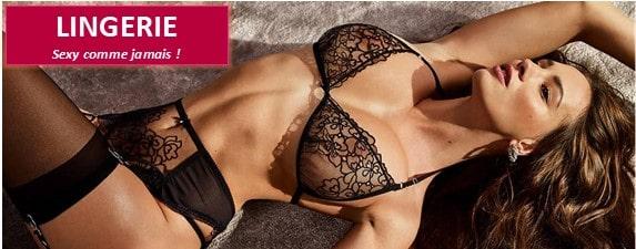 achetez lingerie sexy et hot